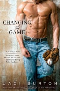 Review Changing the Game by Jaci Burton