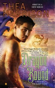 Review Dragon Bound by Thea Harrison