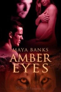 Review Amber Eyes by Maya Banks