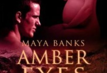 Review: Amber Eyes by Maya Banks