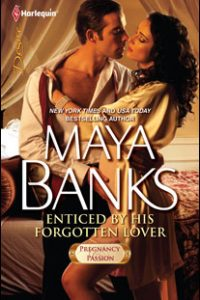 Review Enticed by His Forgotten Lover by Maya Banks