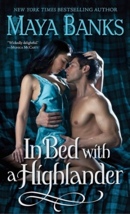 Review: In Bed with a Highlander by Maya Banks