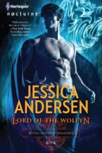 Review Lord of the Wolfyn by Jessica Andersen.jpg