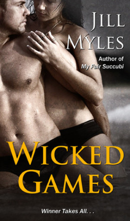 Review: Wicked Games by Jill Myles