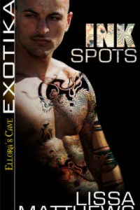 Review Ink Spots by Lissa Matthews