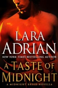 Review A Taste of Midnight by Lara Adrian