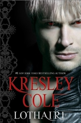 Review Lothaire by Kresley Cole