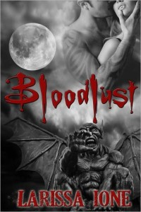 Review: Bloodlust by Larissa Ione