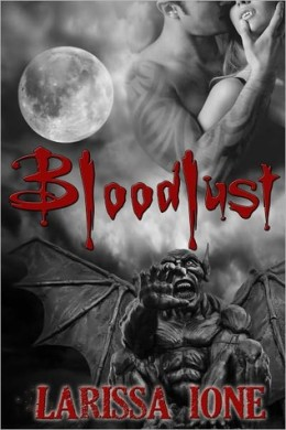 Review Bloodlust by Larissa Ione