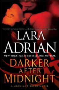 Review Darker After Midnight by Lara Adrian