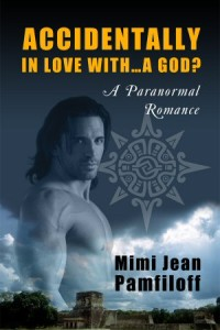 Review Accidentally in Love With ... A God? by Mimi Jean Pamfiloff