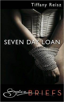 Review: Seven Day Loan by Tiffany Reisz
