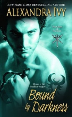 Review: Bound by Darkness by Alexandra Ivy