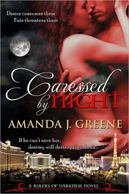 Review: Caressed by Night by Amanda J. Greene