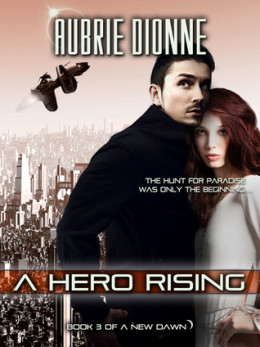 Review: Hero Rising by Aubrie Dionne