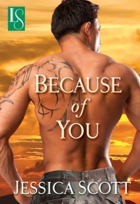 Review: Because of You by Jessica Scott