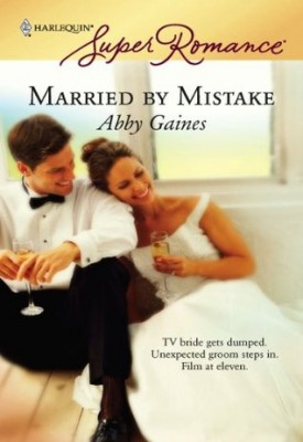 Review: Married by Mistake by Abby Gaines