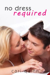Review No Dress Required by Cari Quinn