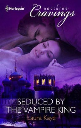Review: Seduced by the Vampire King by Laura Kaye