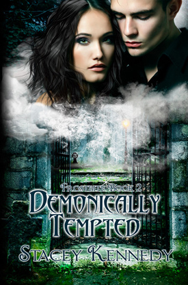 Review: Demonically Tempted by Stacey Kennedy