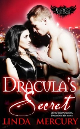 Review: Dracula's Secret by Linda Mercury