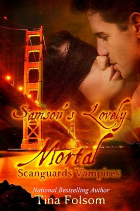 Review: Samson's Lovely Mortal by Tina Folsom