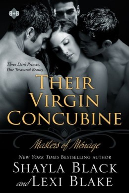 Review: Their Virgin Concubine by Shayla Black and Lexi Blake