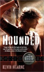 Review Hounded by Kevin Hearne