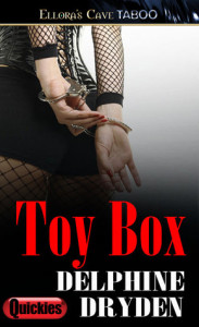 Review Toy Box by Delphine Dryden