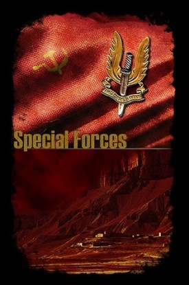 Review: Special Forces (Soldiers, Mercenaries, Veterans) by Aleksandr Voinov, Marquesate, and Vashtan