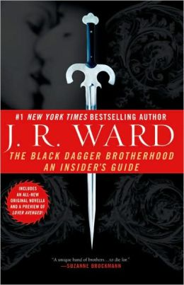 Review: The Black Dagger Brotherhood An Insider's Guide by J. R. Ward