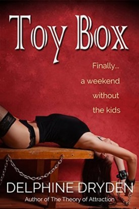 Review: Toy Box by Delphine Dryden #AfternoonDelight