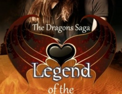 YA Review: Legend of the Inero Dragon by J. F. Jenkins