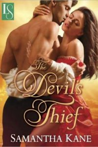 Review the Devil's Thief by Samantha King