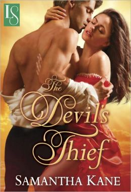 Review: The Devil's Thief by Samantha Kane
