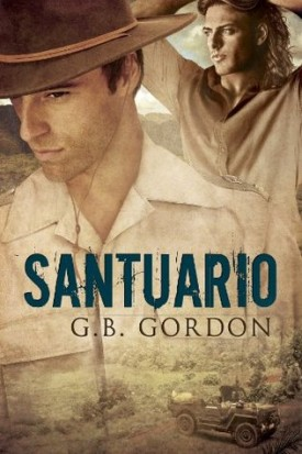Review: Santuario by G.B. Gordon