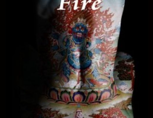 Review: Tasting Fire by Shelly Holt