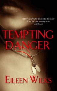 Review Tempting Danger by Eileen Wills