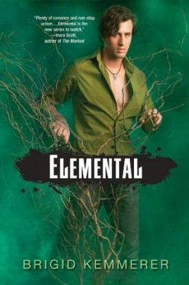 YA Review: Elemental by Brigid Kemmerer