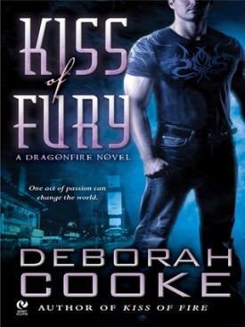 Review: Fury's Kiss by Deborah Cooke