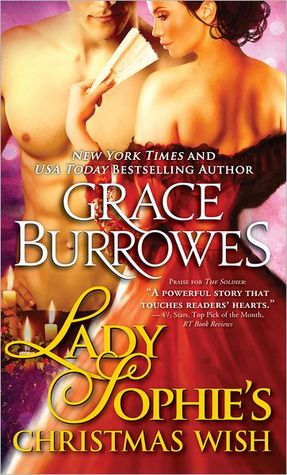 Review: Lady Sophie's Christmas Wish by Grace Burrowes