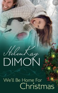 Review We'll Be Home for Christmas by HelenKay Dimon