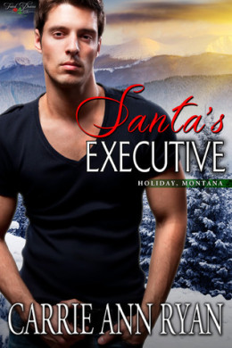 Review: Santa's Executive by Carrie Ann Ryan