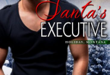 Guest Author & Giveaway: Santa's Executive by Carrie Ann Ryan