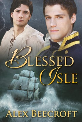 Review: Blessed Isle by Alex Beecroft