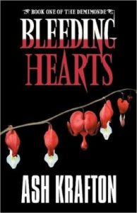 Review Bleeding Hearts by Ash Krafton