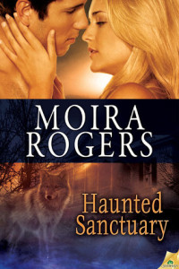 Review Haunted Sanctuary by Moira Rogers