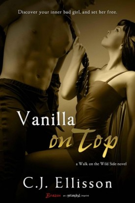 Review: Vanilla On Top by C.J. Ellisson