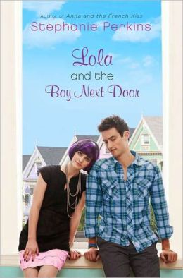 YA Review: Lola and the Boy Next Door by Stephanie Perkins