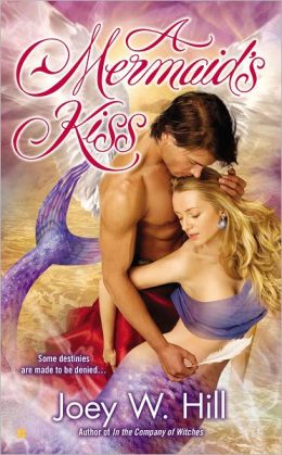 Review: A Mermaid's Kiss by Joey W. Hill